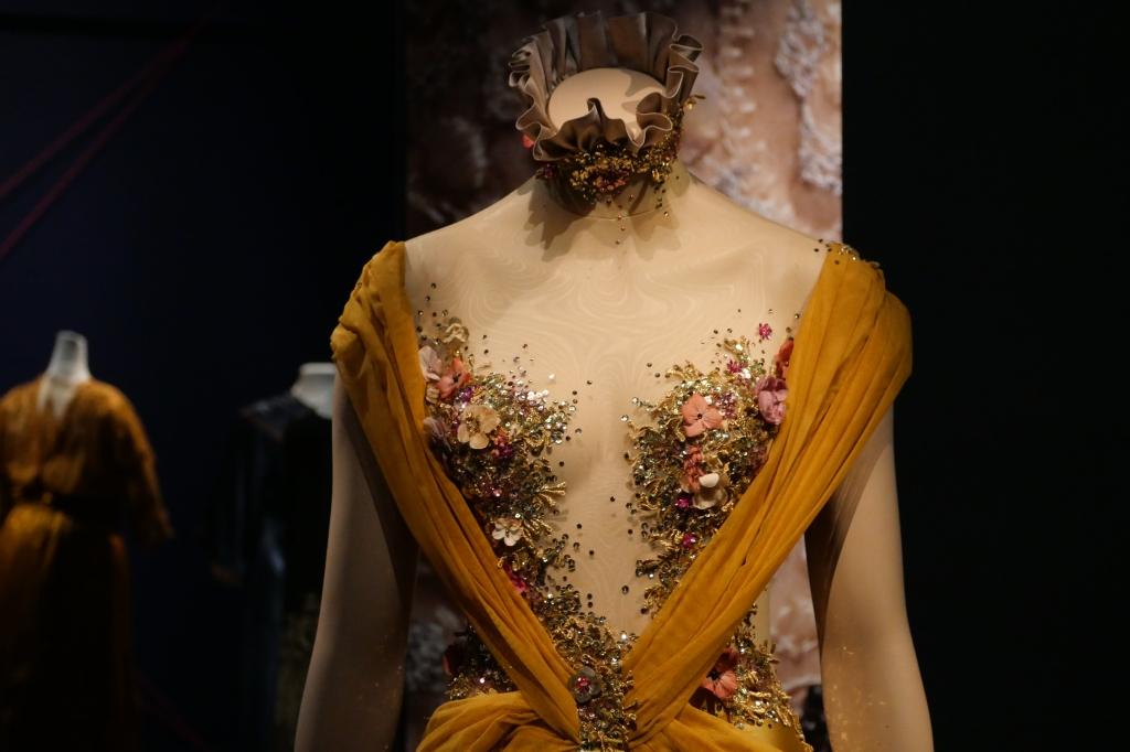 Avondjurk uit de collectie 'Forget your troubles' (2012) van Edwin Oudshoorn Couture