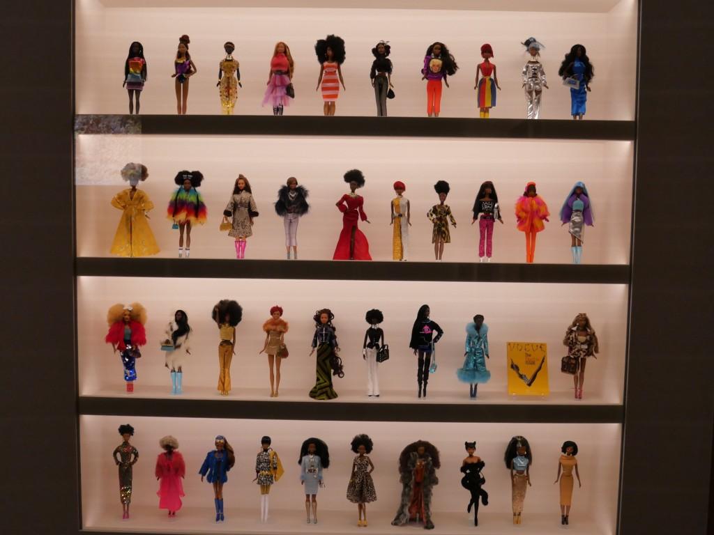 Mattel, Christie & Barbies (1968-2020)